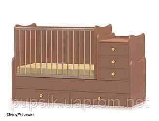 Детская кровать-трансформер Maxi Plus, Bertony (Lorelli)