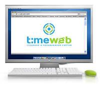 Логотип для сайта Тайм Веб