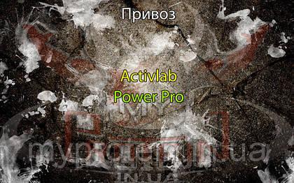 Завоз: Activlab,Power Pro
