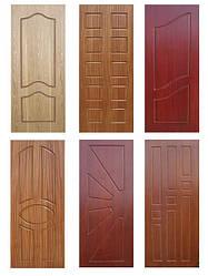 МДФ накладки на входные двери 10 мм. Внутренние
