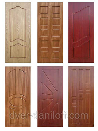 МДФ накладки на входные двери 10 мм. Внутренние, фото 2