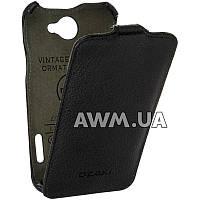 Чехол OZAKI для HTC One X (s720e) черный