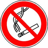 Запрещено курить. Знаки пожарной безопасности