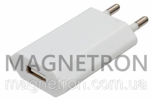 Зарядное устройство для мобильного телефона Apple (USB 5V 1A)