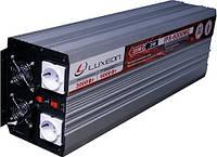 Инвертор напряжения 24-220 Вольт 3000Вт Luxeon IPS-6000MC