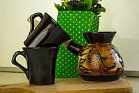 Набор кофейный (турка с чашками)