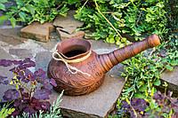 Турка глиняная, резка