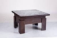 Стол-Трансформер Дельта венге стекло (Микс-Мебель TM)