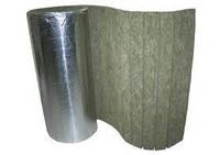 Техническая изоляция Мат ламельный ТехноНИКОЛЬ  35 (кашированный фольгой)  10000x1200x25