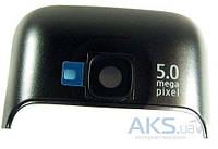 Задняя часть корпуса (крышка аккумулятора) Nokia C5-00 (панель антенны) 5MP Original Black
