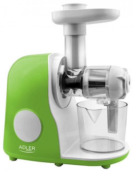 Шнекова соковижималка Adler AD 4113 green
