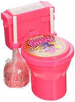 """""""Toilet""""  Необычные конфетки Унитазики с кислой присыпкой - Розовый"""