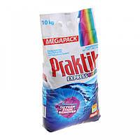 Бесфосфатный стиральный порошок Praktik Express color 10 кг