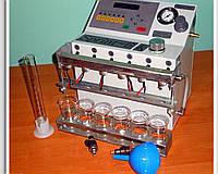 Спринт-6К стенд промывки форсунок