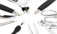 Правильний догляд за манікюрними інструментами