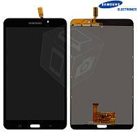 Дисплей + сенсор (touchscreen) для Samsung Galaxy Tab 4 7.0 T230/T231/T235 (Wi-Fi), оригинал,черный