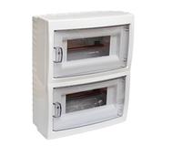 Бокс для автоматических выключателей (16-местный открытой установки с дверцей)
