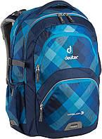 Рюкзак школьный Deuter Ypsilon blue crosscheck (80223 3038)