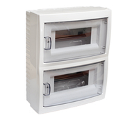 Бокс для автоматических выключателей (24-местный открытой установки с дверцей)
