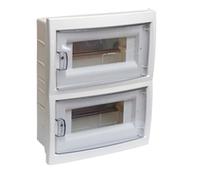Бокс для автоматических выключателей (24-местный скрытой установки с дверцей)