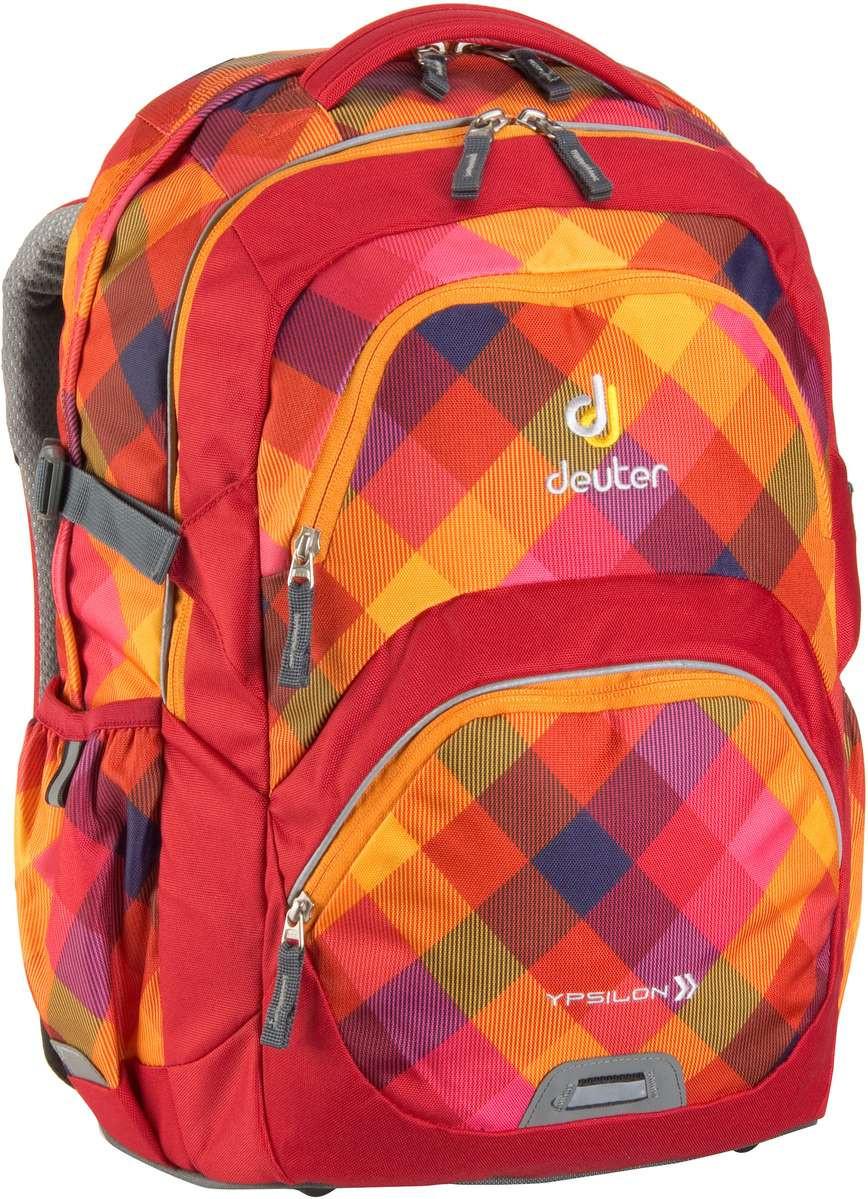 Рюкзак школьный Deuter Ypsilon berry crosscheck (80223 5017)