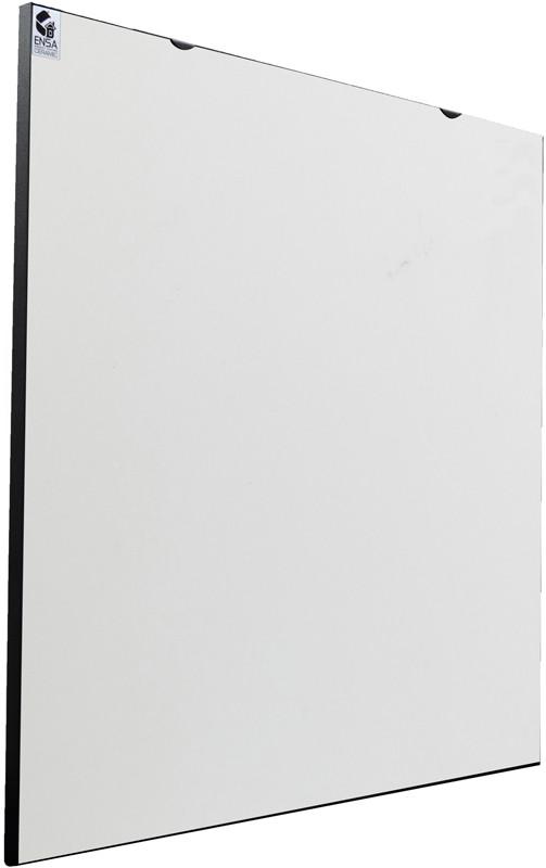 Керамический настенный обогреватель ENSA CR500 White (500Вт 10м2 600x600мм)