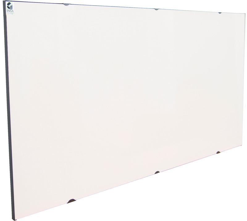 Керамический настенный обогреватель ENSA CR1000 White (950Вт 18м2 600x1200мм)