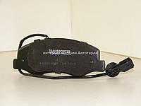 Тормозные колодки задние (Спарка) на Рено Мастер III 2010-> TRANSPORTERPARTS- 040184