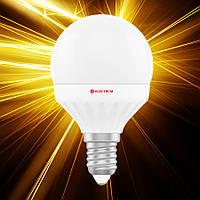 Светодиодная лампа ELECTRUM D45 4W Е14 PA LB-4