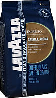 Кофе в зернах Lavazza Espresso Crema e Aroma 1 кг (АКЦИЯ)