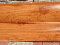 Металлический сайдинг сруб деревянный/Сайдинг металлический printech Сосна