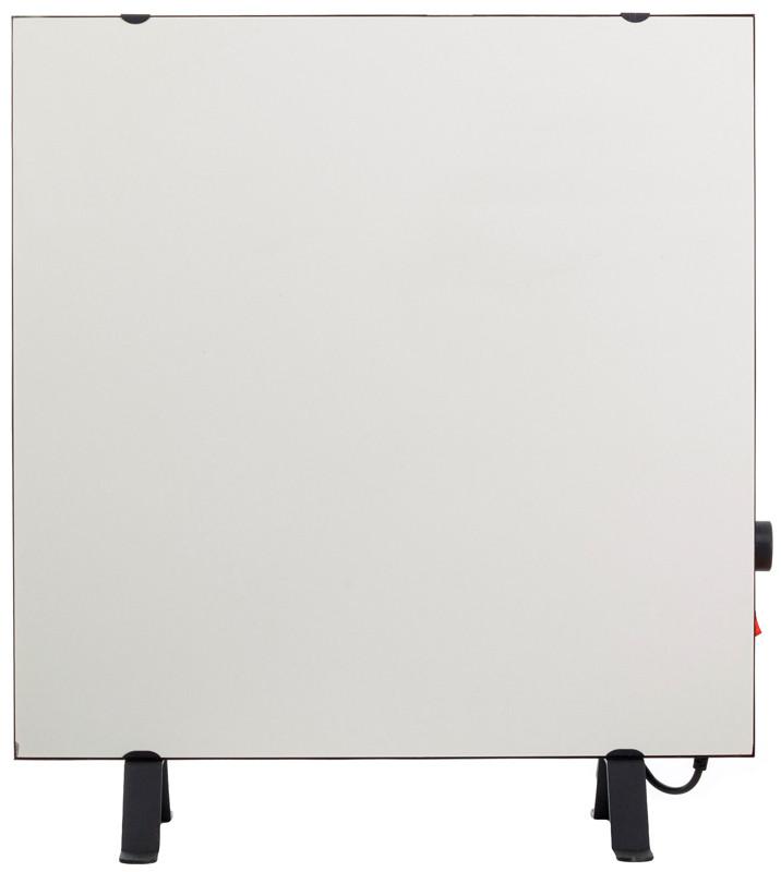Керамический обогреватель с терморегулятором ENSA CR500T White (500Вт 10м2  600x600мм)