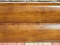 Сайдинг металлический/Металлосайдинг сруб деревянный printech Светлое дерево
