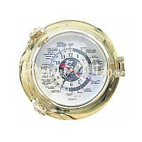 Морской сувенир часы Sea Club, d-22 см.