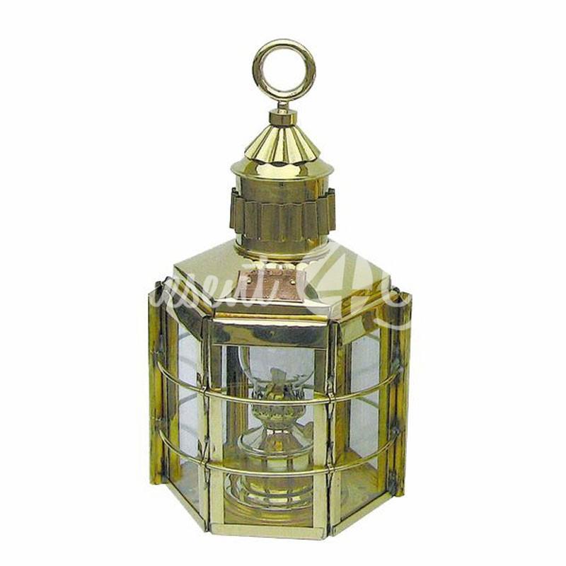 Морской сувенир лампа Sea Club, h-57 cм.