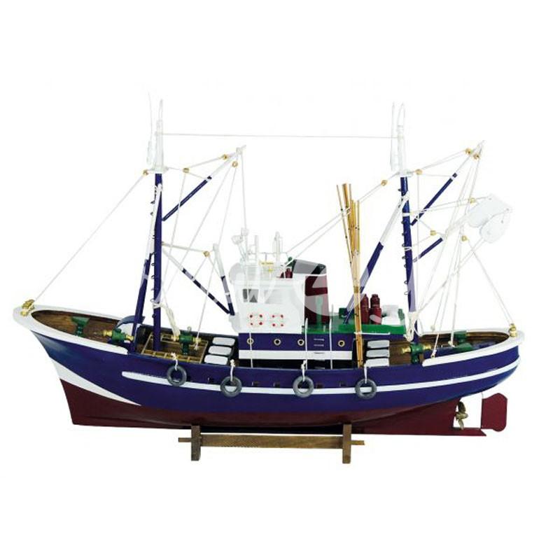 Морской сувенир корабль Sea Club, h-44 cм.
