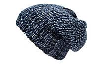 Зимняя шапка модного фасона