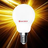 Светодиодная лампа ELECTRUM D45 6W E14 PA LB-9