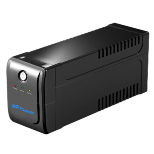 ДБЖ EcoLine 800 LED (800VA 480W)