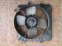 Вентилятор с диффузором радиатора Mazda 323 BG 1989 - 1994 гв. 1.7 d PN , фото 1
