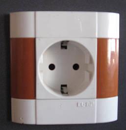 Электроустановочные изделия ABB EL-BI серии Fino для внутреннего монтажа