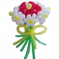 """Букет из шаров """"Летнее настроение"""" 9 цветков"""