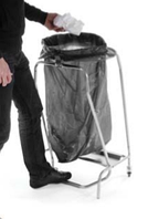 Держатель  для мусорных мешков