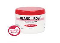 С-силикон Bland Rose розовый A 2-4 (очень мягкий и эластичный) подходит для диабетиков 100г