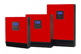 Автономный солнечный инвертор Q-Power QPV3000HP 2400Вт 24В PWM