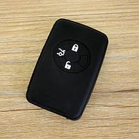 Силиконовый чехол на смарт ключ Toyota тип2