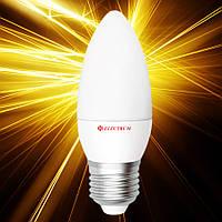 Светодиодная лампа ELECTRUM С37 6W E27 PA LC-9
