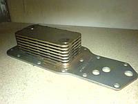 Теплообменник двигателя  к каткам XCMG XS161 Cummins 6BT5.9-C