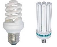 Энергосберегающие лампы (компактные люминесцентные лампы (КЛЛ))