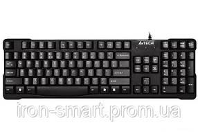 Клавиатура A4Tech KR-750 Black, USB, стандартная